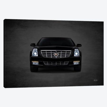 Cadillac SLS 3-Piece Canvas #RGN392} by Mark Rogan Canvas Wall Art