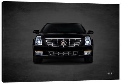 Cadillac SLS Canvas Art Print