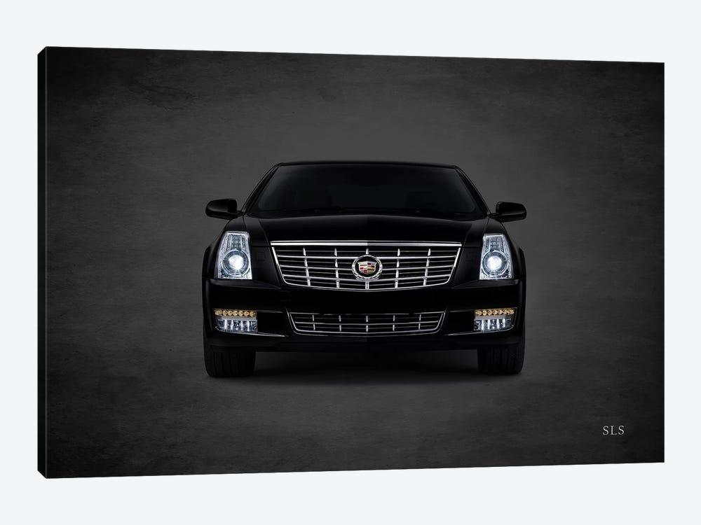 Cadillac SLS by Mark Rogan 1-piece Canvas Wall Art