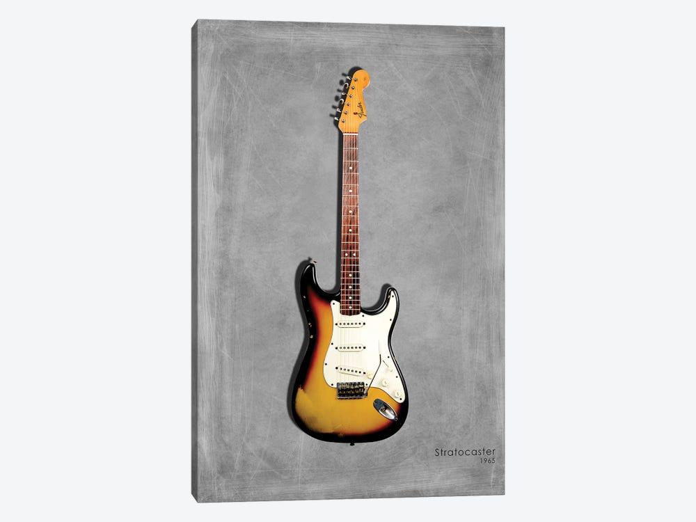 Fender Stratocaster '65 by Mark Rogan 1-piece Canvas Art Print