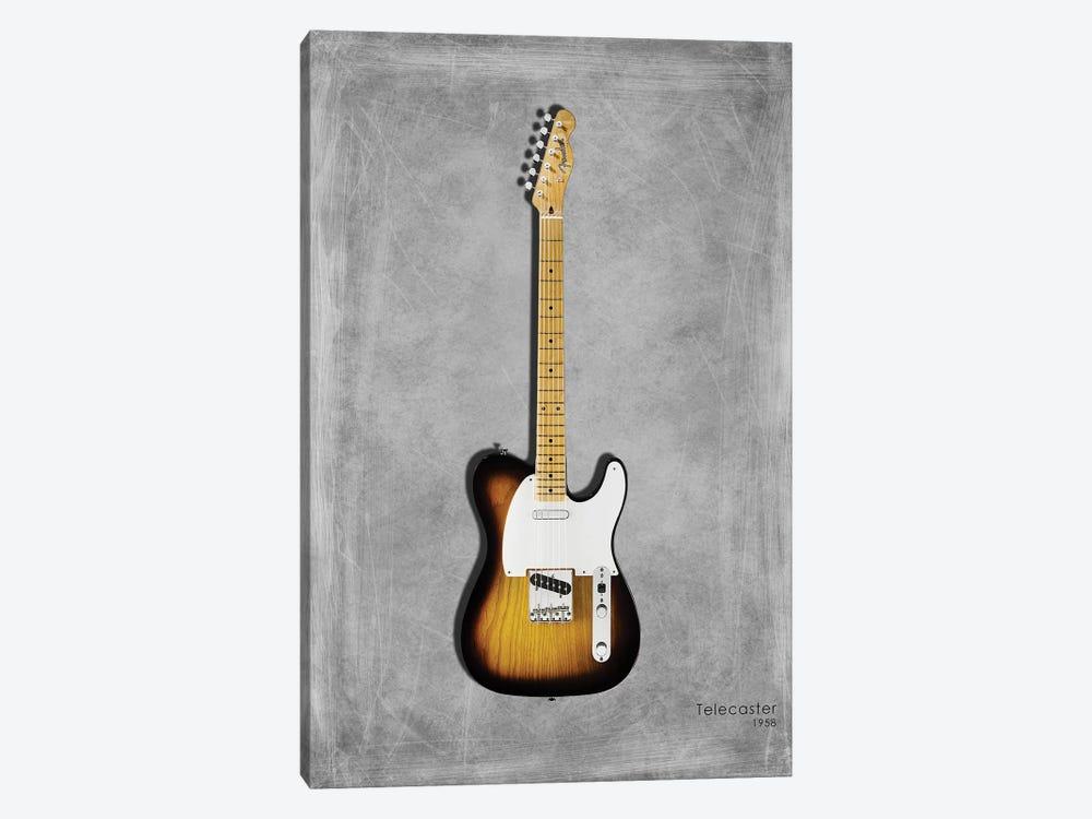Fender Telecaster '58 by Mark Rogan 1-piece Art Print