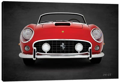 Ferrari 250 GT Canvas Art Print