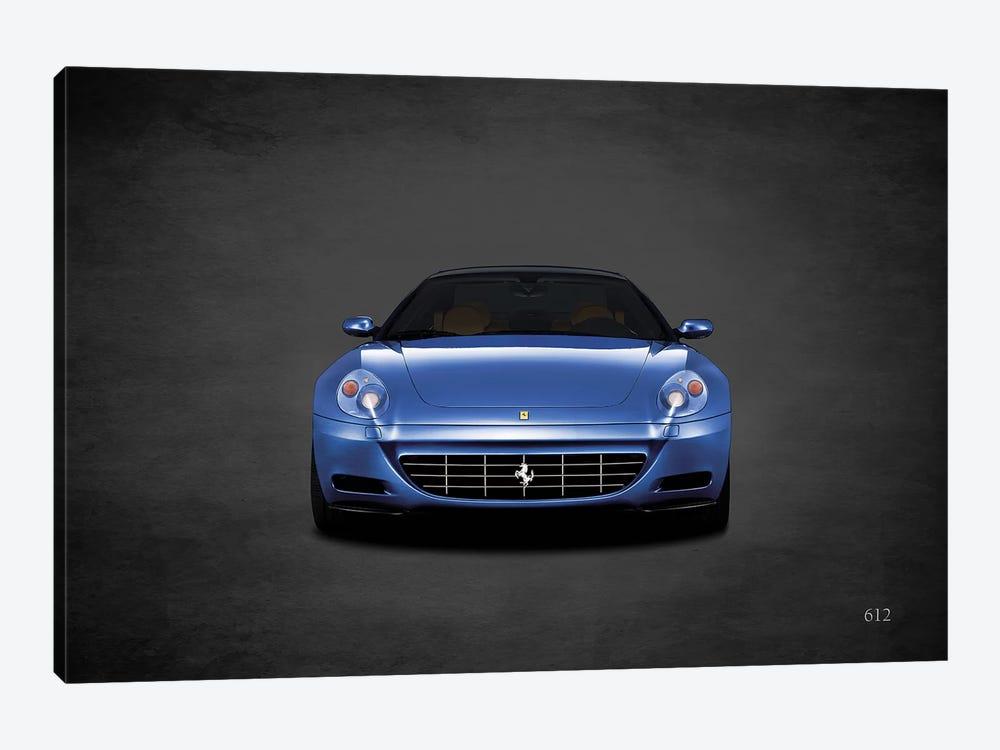 Ferrari 612 by Mark Rogan 1-piece Canvas Art Print