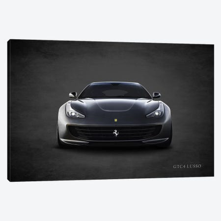 Ferrari GTC4Lusso Canvas Print #RGN421} by Mark Rogan Canvas Artwork