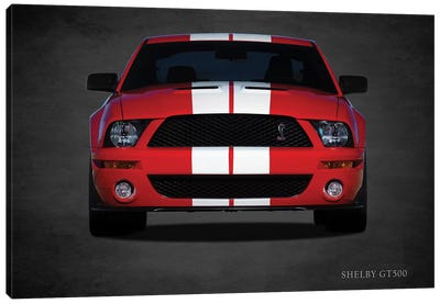 Ford Shelby GT500 Canvas Art Print
