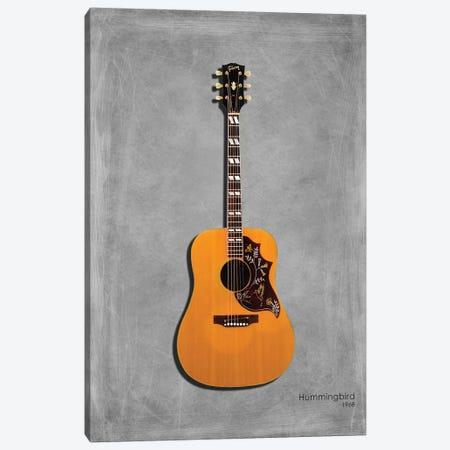 Gibson Hummingbird, 1968 Canvas Print #RGN430} by Mark Rogan Canvas Art Print