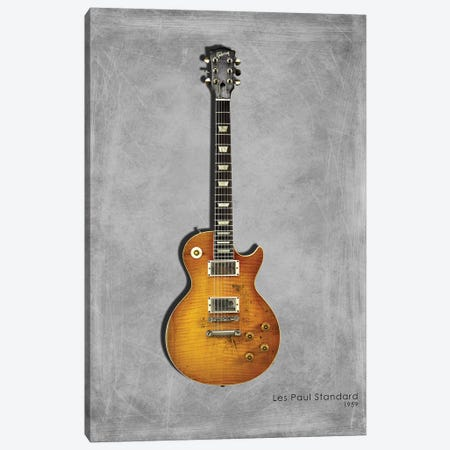 Gibson Les Paul Standard, 1959 Canvas Print #RGN432} by Mark Rogan Canvas Print