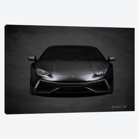 Lamborghini Huracán Canvas Print #RGN448} by Mark Rogan Canvas Wall Art