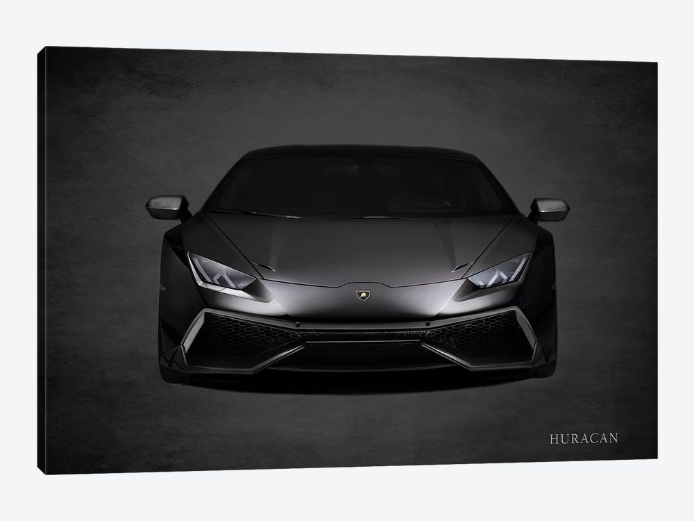 Lamborghini Huracán by Mark Rogan 1-piece Canvas Wall Art
