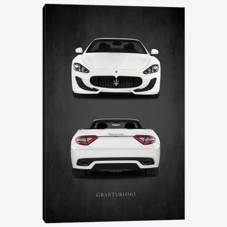 Maserati GranTurismo Canvas Print #RGN451} by Mark Rogan Canvas Print