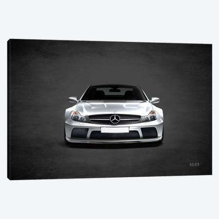 Mercedes Benz SL65 Canvas Print #RGN453} by Mark Rogan Canvas Art Print
