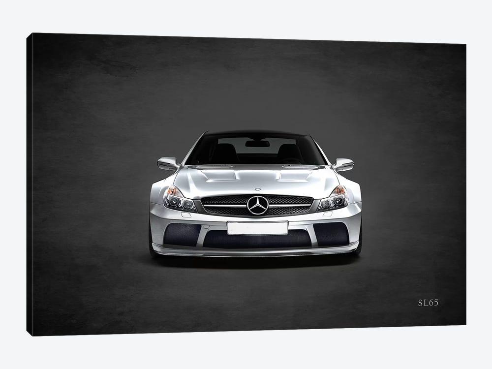 Mercedes Benz SL65 by Mark Rogan 1-piece Canvas Wall Art