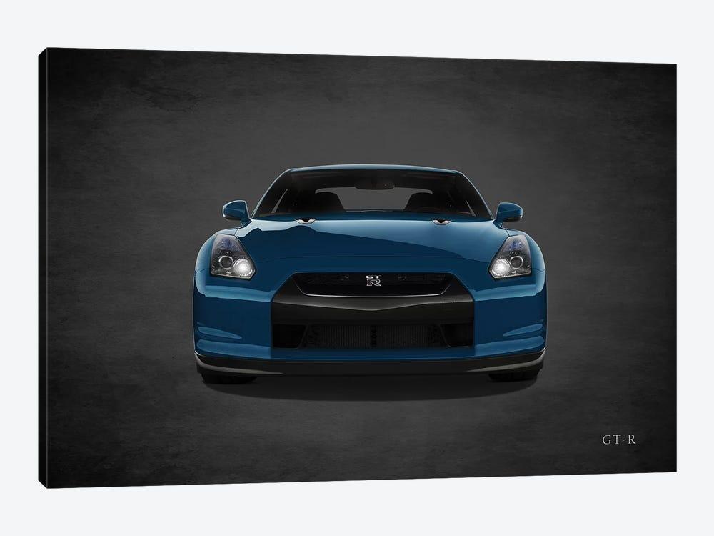 Nissan GT-R by Mark Rogan 1-piece Canvas Art