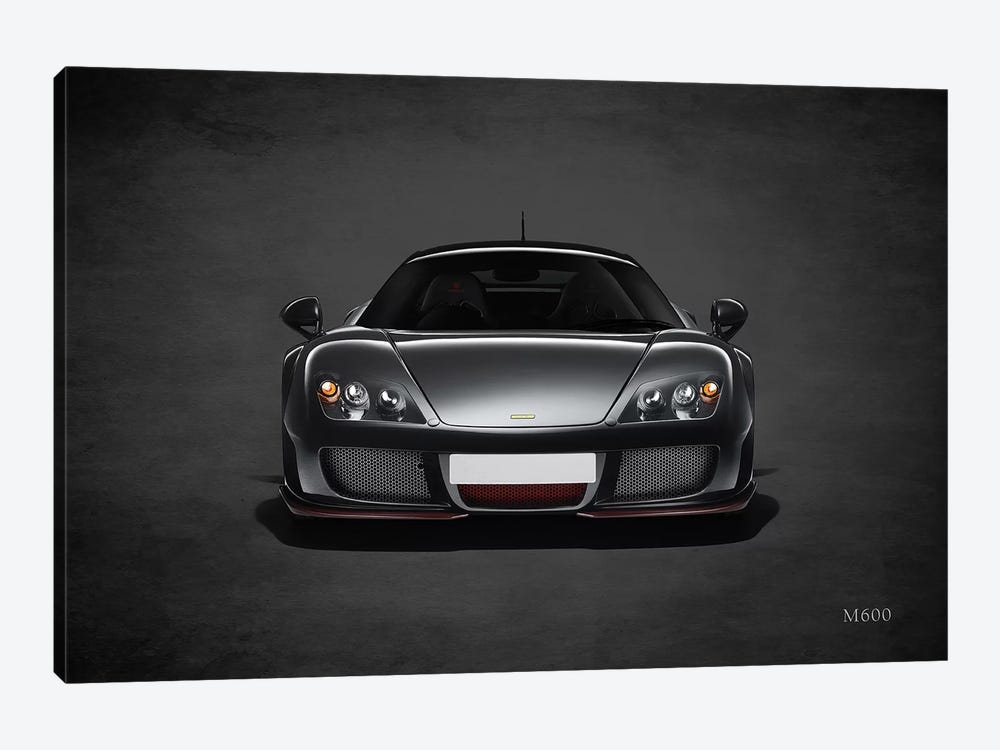 Noble M600 by Mark Rogan 1-piece Canvas Print