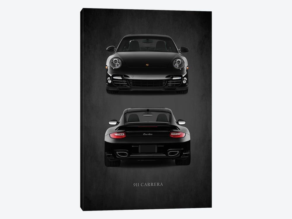 Porsche 911 Carrera Turbo by Mark Rogan 1-piece Canvas Wall Art