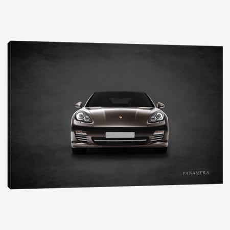 Porsche Panamera Canvas Print #RGN462} by Mark Rogan Canvas Wall Art