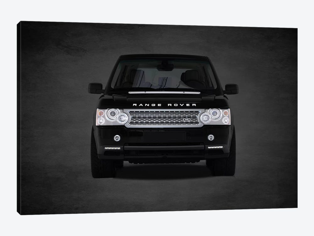 Range Rover by Mark Rogan 1-piece Canvas Print