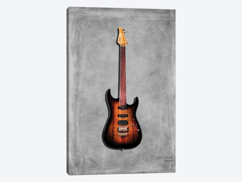 Suhr Classic by Mark Rogan 1-piece Art Print