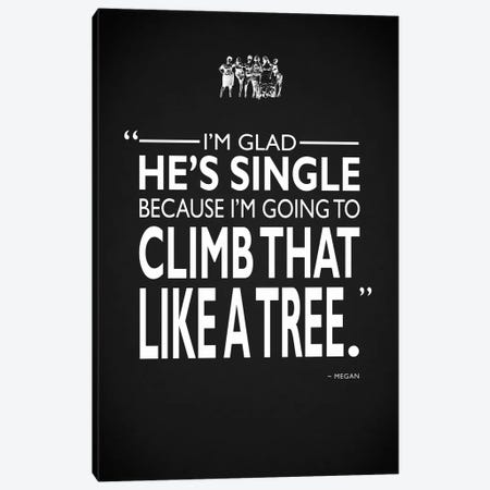 Bridesmaids - Climb Like A Tree 3-Piece Canvas #RGN473} by Mark Rogan Canvas Art Print