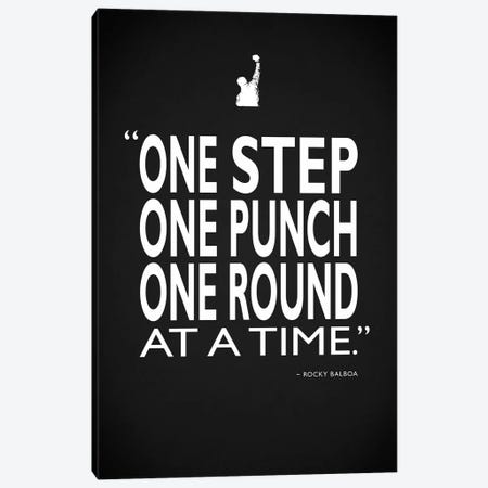 Creed - One Punch Canvas Print #RGN476} by Mark Rogan Canvas Art