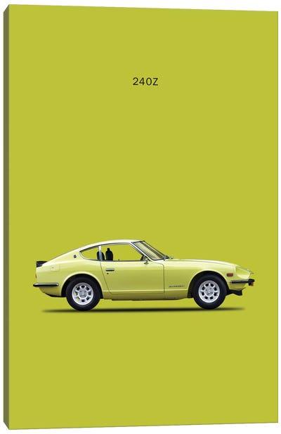 1969 Datsun 240Z Canvas Print #RGN48
