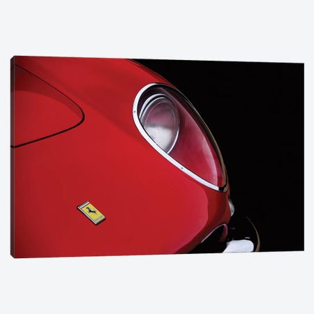 1966 Ferrari 275 GTB Canvas Print #RGN529} by Mark Rogan Art Print