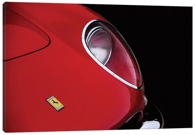 1966 Ferrari 275 GTB Canvas Art Print