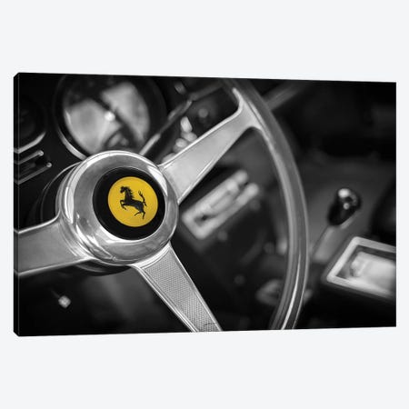 1967 FERRARI 275 GTB-4 Canvas Print #RGN530} by Mark Rogan Canvas Wall Art
