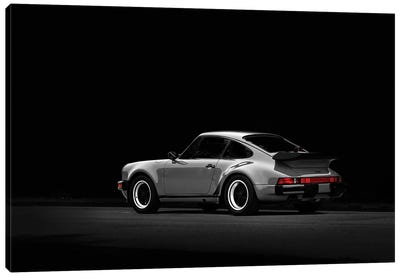 1978 Porsche 930 Turbo Canvas Art Print