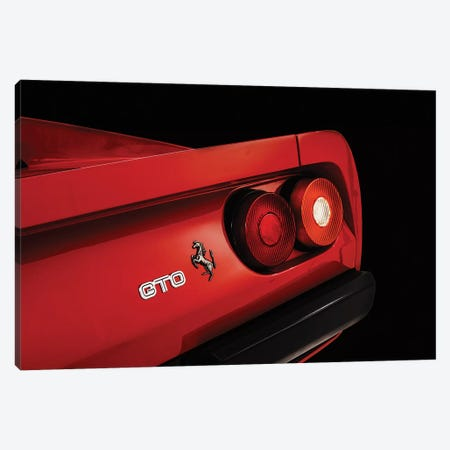 1985-FERRARI 288GTO Canvas Print #RGN532} by Mark Rogan Canvas Art