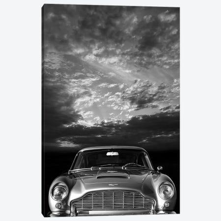 Aston Martin DB5 Front Canvas Print #RGN535} by Mark Rogan Art Print