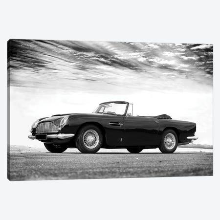 Aston-Martin DB5 1964 Canvas Print #RGN536} by Mark Rogan Art Print