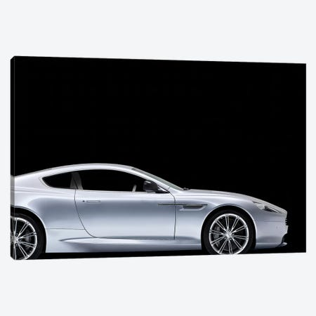 Aston-Martin DB9 3-Piece Canvas #RGN537} by Mark Rogan Canvas Print