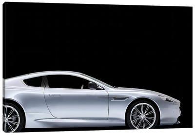 Aston-Martin DB9 Canvas Art Print