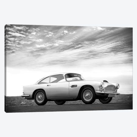 Aston-Martn DB4 1959 Canvas Print #RGN538} by Mark Rogan Canvas Art