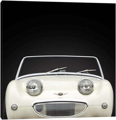 Austin-Healey Sprite 1960 Canvas Art Print