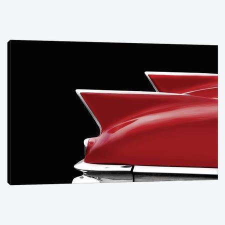 Cadillac Eldorado 1957 3-Piece Canvas #RGN569} by Mark Rogan Canvas Print