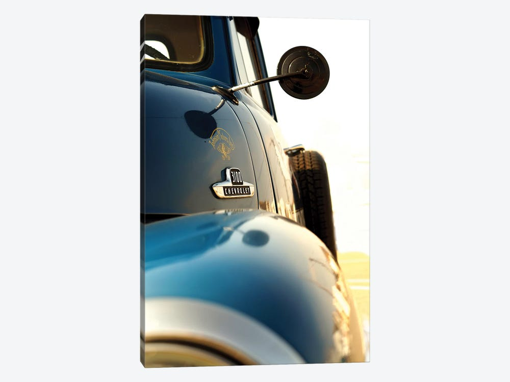 Chevrolet 3100 Pickup by Mark Rogan 1-piece Canvas Wall Art