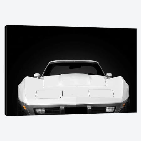 Chevrolet Corvette 1978 Canvas Print #RGN571} by Mark Rogan Canvas Artwork