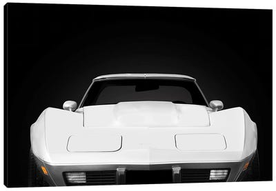 Chevrolet Corvette 1978 Canvas Art Print