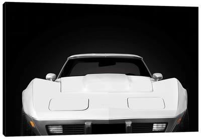 Chevrolet Corvette 1978 Canvas Art Print