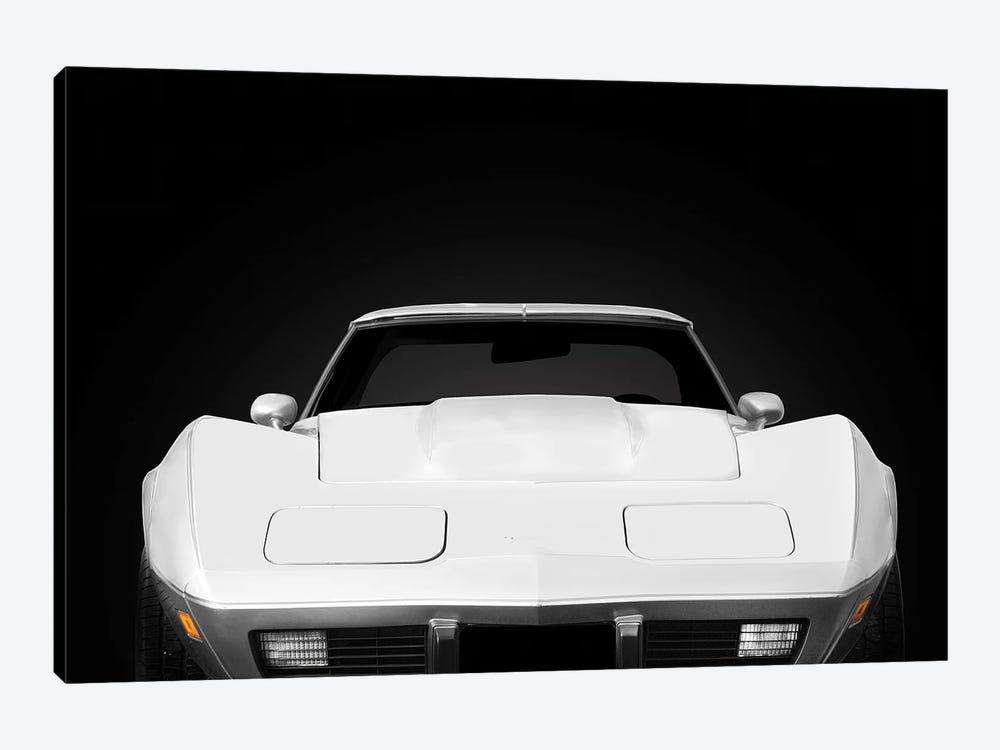 Chevrolet Corvette 1978 by Mark Rogan 1-piece Canvas Print