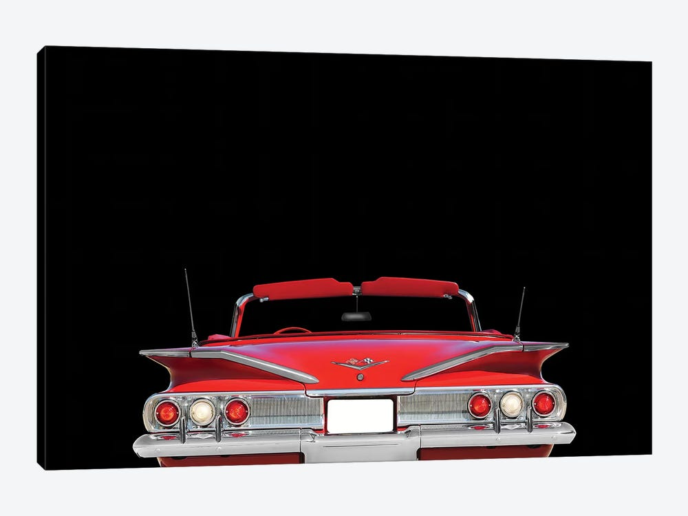 Chevrolet Impala 1960 by Mark Rogan 1-piece Canvas Art