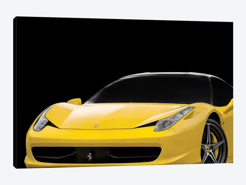 Ferrari 458 Italia by Mark Rogan 1-piece Canvas Wall Art