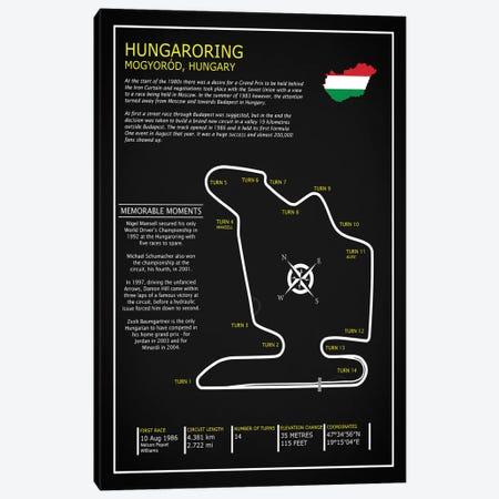 Hungaroring BL Canvas Print #RGN595} by Mark Rogan Canvas Print
