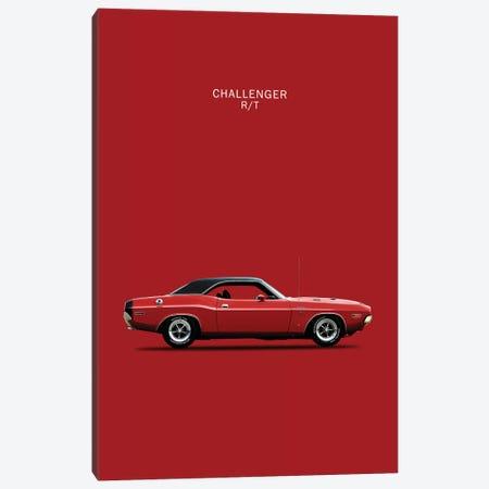 1970 Dodge Challenger R/T Canvas Print #RGN59} by Mark Rogan Canvas Art Print