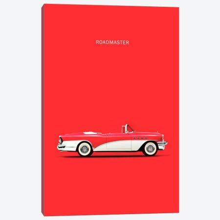 1955 Buick Roadmaster Canvas Print #RGN5} by Mark Rogan Canvas Print