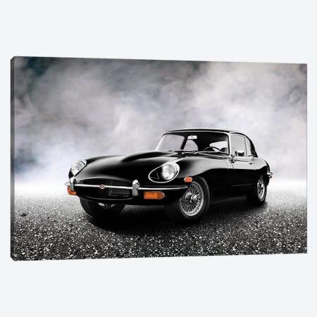 Jaguar E-Type 1968 3-Piece Canvas #RGN600} by Mark Rogan Canvas Art