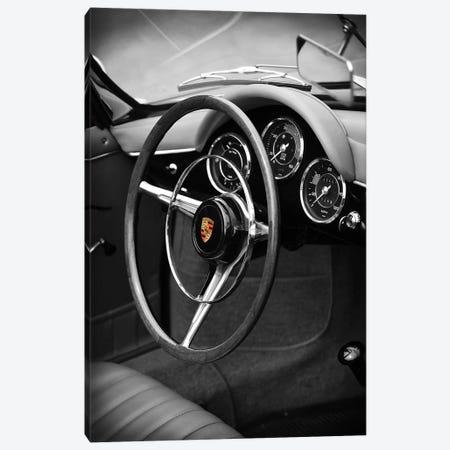 Porsche 356 Roadster Canvas Print #RGN614} by Mark Rogan Canvas Artwork