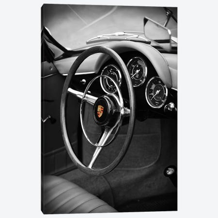 Porsche 356 Roadster Canvas Print #RGN614} by Mark Rogan Canvas Artwork